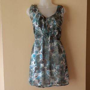 Woodland Floral Dress